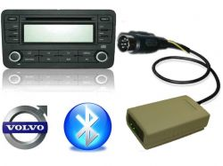 volvo bluetooth module